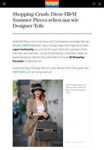 H&M - Diese Looks sehen aus wie Designer Teile - Stylight - stylight.de - 2019 06 - Alexandra Lapp - found on https://www.stylight.de/Magazine/Fashion/Hm-Wie-Designer-Teile/