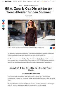 H&M Zara Co. - Die schönsten Trend-Kleider für den Sommer - instyle.de - 2019 06 02 - Alexandra Lapp - found on https://www.instyle.de/fashion/sommer-trend-kleider-hm-zara-mango
