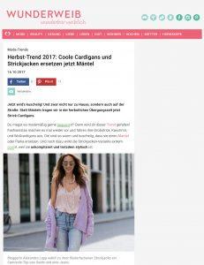 Herbst Trend 2017 - Coole Cardigans und Strickjacken ersetzen jetzt - wunderweib - 2017 10 - Alexandra Lapp - found on https://www.wunderweib.de/herbst-trend-2017-cardigans-und-strickjacken-ersetzen-jetzt-maentel-und-parka-101528.html