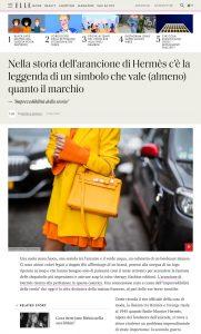 Hermes com e nato l arancione simbolo della maison - elle.com/it - 2020 05 31 - Alexandra Lapp - found on https://www.elle.com/it/moda/a32668037/hermes-arancione/