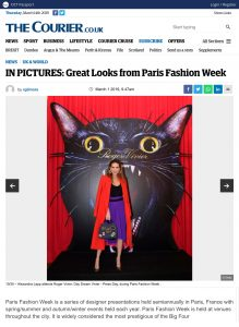IN PICTURES - Great Looks from Paris Fashion Week - thecourier.co.uk - 2019 03 14 - Alexandra Lapp - found on https://www.thecourier.co.uk/fp/news/uk-world/839129/in-pictures-great-looks-from-paris-fashion-week/