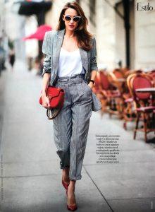 InStyle Magazine Spain - 2018 09 - Nr. 169 - estilo - Alexandra Lapp