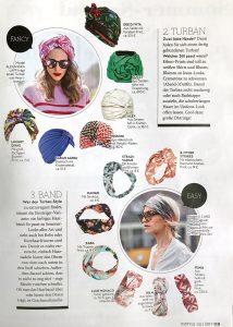 InStyle - 2017 Juli - Page 119 - Alexandra Lapp