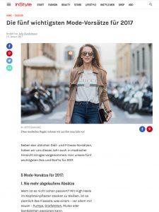 InStyle - Die fünf wichtigsten Mode-Vorsätze für 2017 - Alexandra Lapp - Found on http://www.instyle.de/fashion/mode-vorsaetze-2017