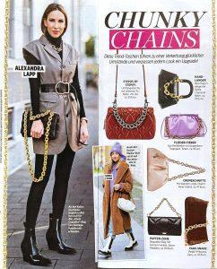 InTouch Germany - No. 02 Page 36 - 2021 01 06 - Fashion-Update: Klau den Look - Aussehen wie ein VIP - Alexandra Lapp