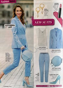 InTouch Germany - No. 13 page 62 - 2021 03 24 - Fashion Update - New Suits - Alexandra Lapp