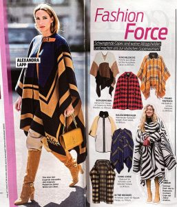 InTouch Germany - No. 47 - 2020 11 11 - Fashion-News: Fashion Force - Alexandra Lapp