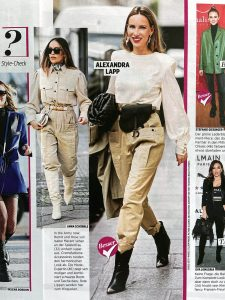 InTouch Germany - No. 51 - 2020 12 20 - Fashion-News: Style-Check - Alexandra Lapp