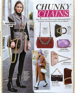 InTouch Germany - No. 53 - 2020 12 22 - Fashion: Chunky Chains - Alexandra Lapp
