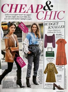 InTouch Germany - No. 05 - 2020 01 23 - Page 47 - Cheap & Chic - Alexandra Lapp
