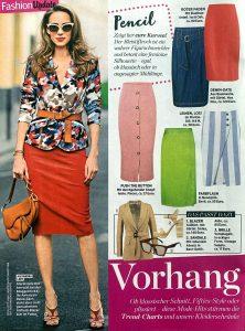 InTouch Germany - No. 23 2019 05 29 - fashion update - Vorhang auf - Alexandra Lapp
