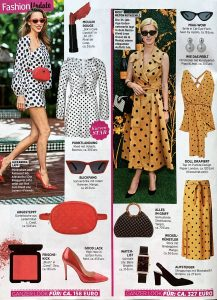 InTouch Germany - No. 36 - 2019 08 29 - fashion update - Alexandra Lapp