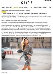 Kleider Trends 2020 - Das sind die schönsten Modelle für Frauen ab 40 - grazia-magazin.de - 2020 01 23 - Alexandra Lapp - found on https://www.grazia-magazin.de/fashion/kleider-trends-2020-das-sind-die-schoensten-modelle-fuer-frauen-ab-40-44794.html