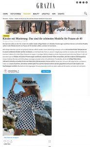 Kleider mit Musterung - Das sind die schönsten Modelle für Frauen ab 40 - grazia-magazin.de - 2020 05 29 - Alexandra Lapp - found on https://www.grazia-magazin.de/fashion/kleider-mit-musterung-das-sind-die-schoensten-modelle-fuer-frauen-ab-40-46110.html