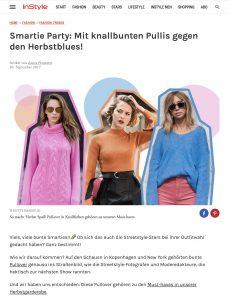 Knallbunte Pullis sind unser Rezept gegen Herbstblues - Instyle Deutschland - 2017 09 20 - Alexandra Lapp - found on http://www.instyle.de/fashion/pullover-bunt-trend-herbst-2017