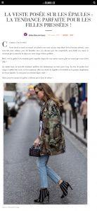 La veste posee sur les epaules la tendance parfaite pour les filles pressees - Les Éclaireuses - 2017 10 - Alexandra Lapp - found on http://www.leseclaireuses.com/mode/la-veste-posee-sur-les-epaules-la-tendance-parfaite-pour-les-filles-pressees.html