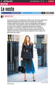 La veste - Le Journal de Montreal - journaldemontreal.com - 2019 01 27 - Alexandra Lapp - found on https://www.journaldemontreal.com/2019/01/27/la-veste