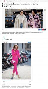 Los mejores looks de la semana vistos en Instagram - ar-revista-com - 2018 03 16 - Alexandra Lapp - found on http://www.ar-revista.com/moda/news/g4473/mejores-looks-de-la-semana-vistos-en-instagram/