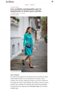 Los vestidos estampados que te inspiraran si tienes poco pecho - fashion.hola.com 2019 05 31 - Alexandra Lapp - found on https://fashion.hola.com/tendencias/galeria/2019053167480/vestidos-estampados-primavera-verano-poco-pecho/5/?viewas=amp