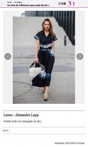 Lunes Alexandra Lapp Moda EL MUNDO - elmundo.es - 2020 07 20 - Alexandra Lapp - found on https://www.elmundo.es/album/yodona/moda/2020/07/20/5f106cb4fc6c83205d8b4580_1.html