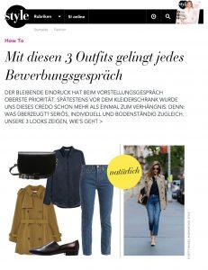 Mit diesen 3 Outfits gelingt jedes Bewerbungsgespräch - style-magazin Swiss - 2018 01 20 - Alexandra Lapp - found on https://style-magazin.ch/fashion/how-to-3-outfits-fuers-bewerbungsgespraech