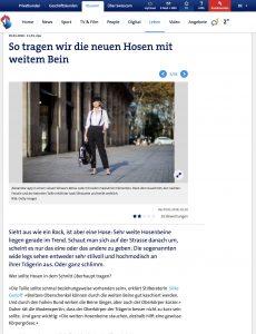 Modetipps für Hosen mit weitem Bein - bluewin ch - 2018 01 05 - Alexandra Lapp - found on https://www.bluewin.ch/de/leben/lifestyle/tipps-und-trends/2018/so-tragen-wir-hosen-mit-weitem-bein.html#+