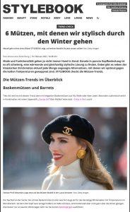 Mützen für Damen - Die schönsten Trends für den Winter - STYLEBOOK - stylebook.de - 2021 02 10 - Alexandra Lapp - found on https://www.stylebook.de/fashion/muetzen-trend-im-check