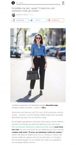 Must have low cost 10 pezzi che sembrano molto piu costosi - Stylight Italy - 2018 05 15 - Alexandra Lapp - found on https://www.stylight.it/Magazine/Fashion/Must-Have-Low-Cost-Che-Sembrano-Molto-Piu-Costosi/