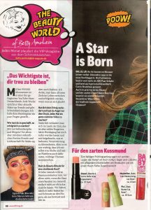 OK! Magazin Germany - 2019 06 19 - Nr. 11 Page 68 - A star is born - Alexandra Lapp