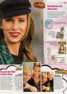 OK! Magazin Germany - 2019 06 19 - Nr. 11 Page 69 - A star is born - Alexandra Lapp