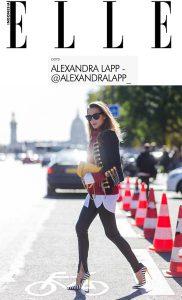 Alexandra Lapp - Elle Online - http://www.elle.de