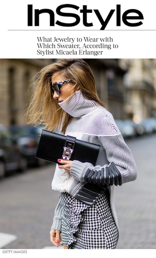 Alexandra Lapp Street Style at Paris Fashion Week 2016 - Found on InStyle Online