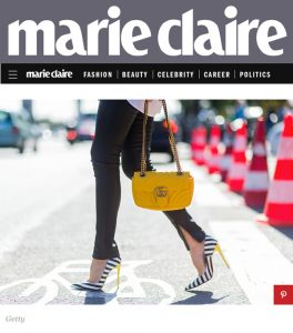 Alexandra Lapp Street Style at Paris Fashion Week 2016 - Found on http://www.marieclaire.com/