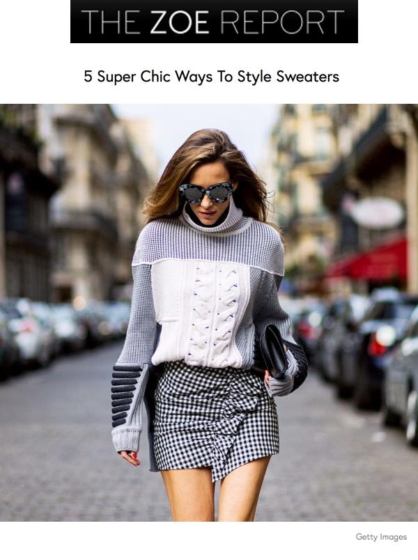 Alexandra Lapp Street Style at Paris Fashion Week 2016 - Found on http://thezoereport.com/
