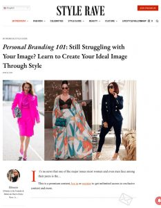 Personal Branding 101: How To Create A Perfect Personal Image - stylerave.com - 2020 06 20 - Alexandra Lapp - found on Modetrend - Das ist der perfekte Bikini für Frauen ab 40 - instyle.de - 2020 06 28 - Alexandra Lapp - found on https://www.instyle.de/fashion/modetrend-bikini-frauen-ab-40