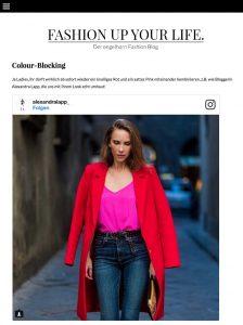 Pink ist erwachsen geworden - Die Trendfarbe im Stylecheck - FASHION UP YOUR LIFE - 2017 04 - Alexandra Lapp - found on http://fashionupyourlife.de/pink-ist-erwachsen-geworden-die-trendfarbe-im-stylecheck/