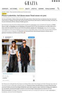 Plissee-Lederröcke - Auf diesen Trend setzen wir im Herbst - grazia-magazin.de - 2019 10 18 - Alexandra Lapp - found on https://www.grazia-magazin.de/fashion/plissee-lederroecke-auf-diesen-neuen-trend-setzen-wir-jetzt-43874.html