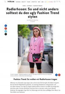 Radlerhose - So stylst du den Fashion-Trend - inStyle.de - 2019 05 12 - Alexandra Lapp - found on https://www.instyle.de/fashion/trend-radlerhose-richtig-stylen