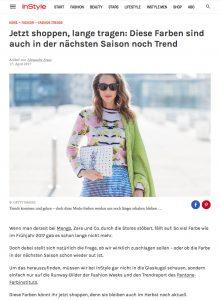 Rot, rosa und blau - Diese Farben sind auch in der naechsten Saison noch Trend - 2017 04 - Alexandra Lapp - found on http://www.instyle.de/fashion/trendfarben-die-bleiben-2017
