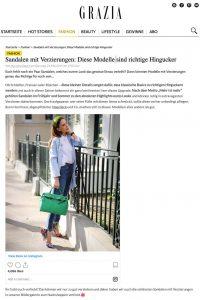 Sandalen mit Verzierungen - DIESE Modelle liegen im Trend - grazia-magazin.de - 2019 05 21 - Alexandra Lapp - found on https://www.grazia-magazin.de/fashion/sandalen-mit-verzierungen-diese-modelle-sind-richtige-hingucker-38214.html