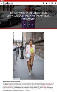 Sandalias zapatillas mocasines y otros zapatos que van a arrasar en primavera - Foto 1 - fashion.hola.com - 2020 03 20 - Alexandra Lapp - found on https://fashion.hola.com/tendencias/galeria/2020030669133/zara-zapatos-primavera-sandalias-mocasines/1/