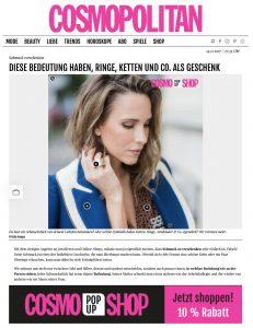 Schmuck verschenken - Diese Bedeutung haben Ringe Ketten und Co - COSMOPOLITAN de - 2017-11-14 - Alexandra Lapp - found on http://www.cosmopolitan.de/schmuck-verschenken-diese-bedeutung-haben-ringe-ketten-und-co-als-geschenk-81550.html