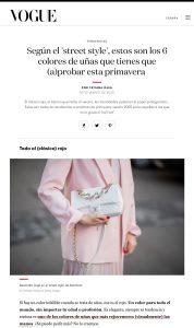 Segun el street style estos son los 6 colores de unas que tienes que a probar esta primavera - Vogue Espana - vogue.es - 2020 03 22 - Alexandra Lapp - found on https://www.vogue.es/belleza/articulos/colores-de-unas-primavera-2020-tendencias-street-style