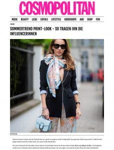 Sommertrend - Print-Look - So tragen ihn die Influencerinnen - cosmopolita.de - 2019 06 - Alexandra Lapp - found on https://www.cosmopolitan.de/sommertrend-print-look-so-tragen-ihn-die-influencerinnen-86546.html