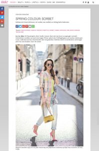 Spring Colour Sorbet - looklive Austria - 2018 04 09 - Alexandra Lapp - found on http://www.looklive.at/fashion/spring-colour-sorbet-141138/