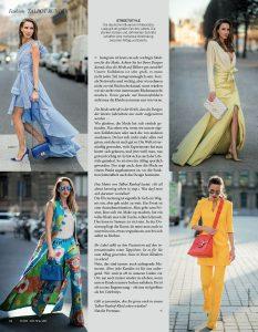 Steffl Magazin - Page 32 - 2020 04 - Fashion - Talbot Runhof - Alexandra Lapp