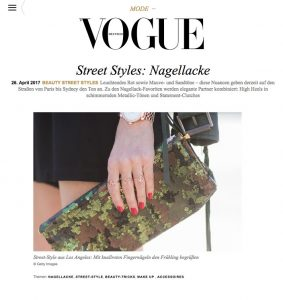 Street Style - Nagellack - VOGUE - 2017 05 - Alexandra Lapp - found on http://www.vogue.de/beauty/beauty-trends/beauty-street-styles-street-styles-nagellacke#galerie/1