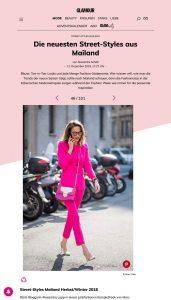 Street Styles Mailand - Die besten Looks aus Italien - GLAMOUR - glamour.de - 2019 12 12 - Alexandra Lapp - found on https://www.glamour.de/mode/street-style/street-styles-mailand