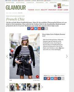 Street Styles Paris Fashion Week - Cooler French Style - GLAMOUR Deutschland - 2017 10 - Alexandra Lapp - found on http://www.glamour.de/mode/street-style/street-styles-paris