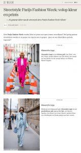 Streetstyle Parijs Fashion Week we zagen veel kleur 2 - elle.com/nl - 2020 02 27 - Alexandra Lapp - found on https://www.elle.com/nl/mode/fashion-week/g31130747/streetsyle-parijs-fashion-week/?slide=1
